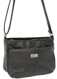 Black Shoulderbag leather