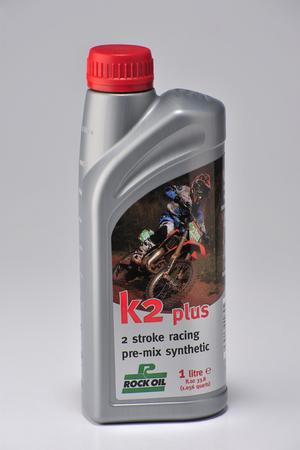 K2 plus 2-T Racing olja
