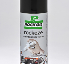 Rockeeze Universalsmörjspray, 400ml