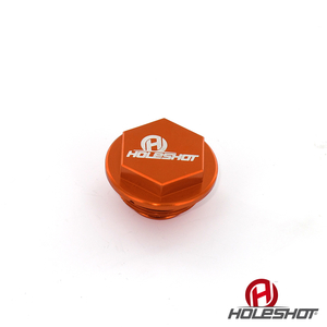 Bakre bromscylinderlock KTM SX/SXF/EXC, 04-> Orange