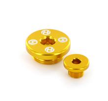 Motorplugg RMZ 250 07-11, RMZ 450 05-11 Guld