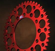 CR 80/85, 96-07 BW CRF 150 07-> Röd