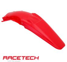 Bakskärm CRF 150, 07-> Röd