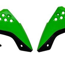 Kylarvingar KX 450F, 09-11 Grön/Svart