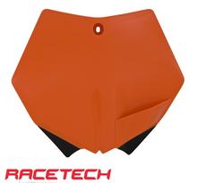 Nummerplåt KTM SX/SXF 07-12 Orange