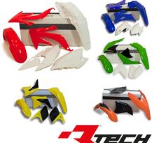 Plastkit KTM EXC 125-500, 12-13 Originalfärger (ej nr.plåt fram)