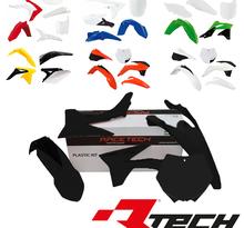 Plastkit KTM 125/250/450/525, 07-10 Orginalfärger
