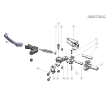 Intellilever Clutch Wheel adjuster for LV-111