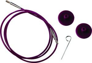 Knitpro-Enkelkabel- 40 cm - 100 cm