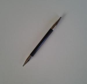 Knitpro-Karbonz-Ändstickor- 3,0-3,5 mm