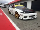 Nissan Skyline R33 - Rocket Bunny look