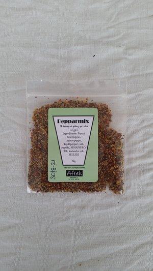 Krydda, Pepparmix, 20gr, Aftek