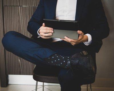 Business Elegance steunkousen, Freccia