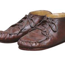 Vintage sko