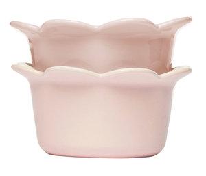 Sagaform - Piccadilly Portionsskål 2-pack (rosa)