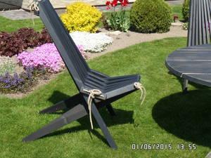 MÖRKÖ - Paket 135 cm bord med 6 stolar brunt UTGÅENDE