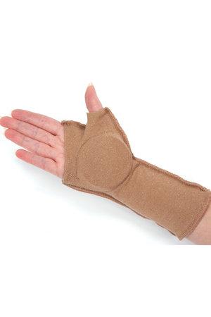 Fallskydd för handen