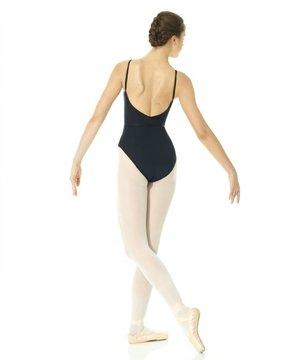 Svart dansdräkt/body