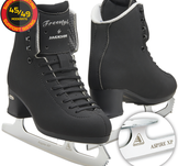 Jackson FS2192 / FS2193 Freestyle i svart med Aspire XP-skena