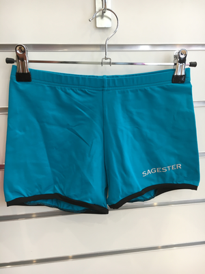 Hotpants i funktionsmaterial från Sagester