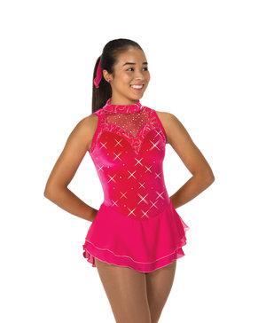 Rosa klänning från Jerry