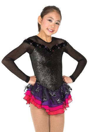 Klänning med balettkjol