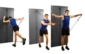 Total door gym