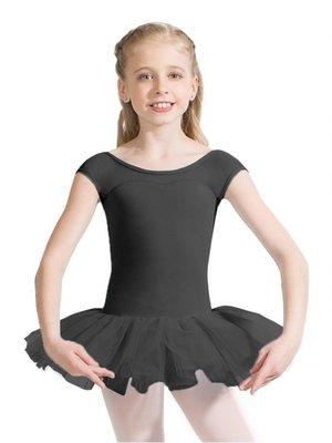 Balettklänning i svart eller rosa