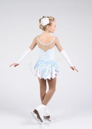 prinsessklänning från Elite expression