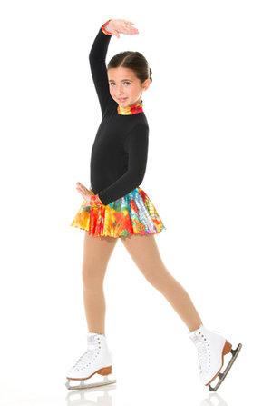 Varm klänning i Polartec i flera färger