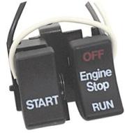 Reglage Kont. Motor Start/Stop. 1982-95