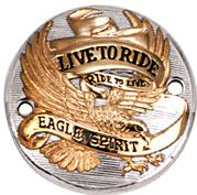 Brytarlock B/T 1970-99, Eagle Spirit,Guld