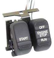 Reglage Kont. Motor Start/Stop. 1996-