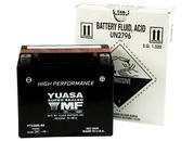 Batt. 20Ah 91/97- Yuasa YTX20HL-Bs H/Perf.