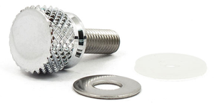"""Knurled Seat Screw Only,1/4""""-20,96-"""