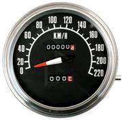 Hastighetsmätare F/B 2:1 Km/T,1972-84