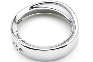 Headlamp Trim Ring FL 2014-   W/Visor