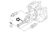 Gerotor Set,Return, Oil Pump Tc88 2000-05