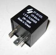Blinkersrelä 2-100W LED