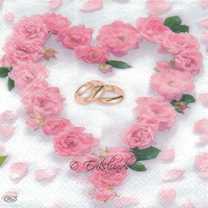 Hjärta med ring