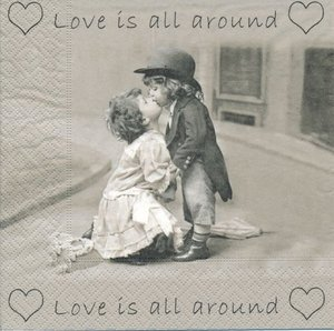 Love is all round    sa4040