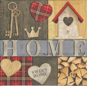 Home sweet home   9161
