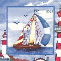 Större segelbåt    seh5039