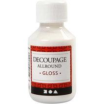 Decoupagelack, Blank, 100ml