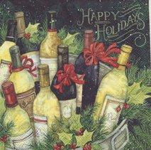 Christmas wine  1060