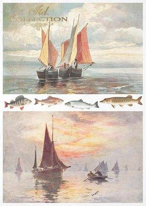 Sea Stories Rispapper creative set RS006