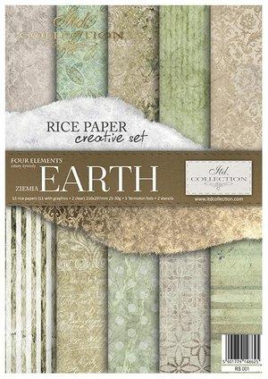 Rispapper creative set  EARTH  RS001