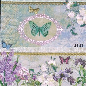 Fjärilar och blommor   kaf1026