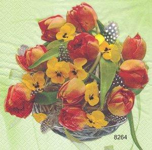 Vårblommor  8264