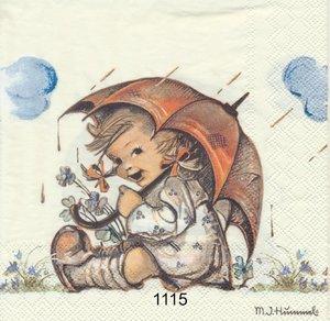 Under paraplyet   10115